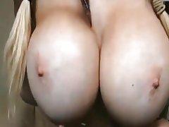 tranny  with big  tits